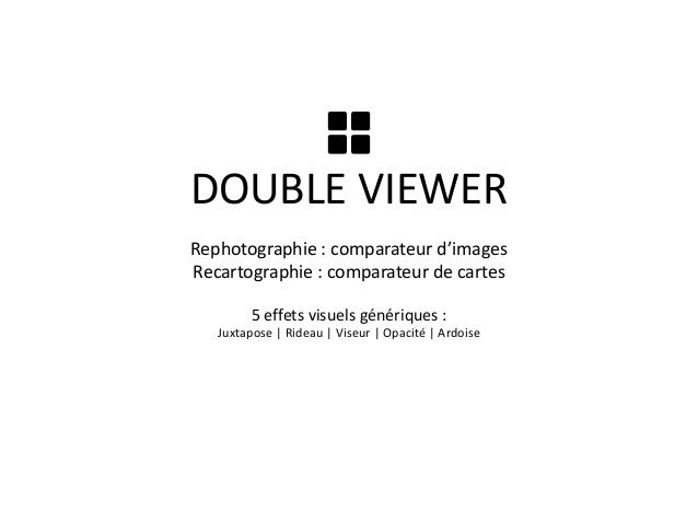 Mockup Double Viewer