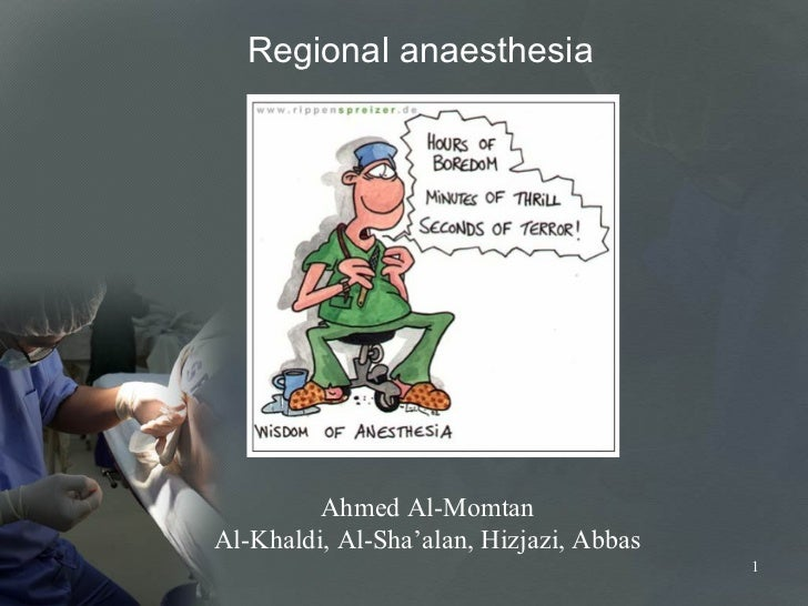 regional anesthesia and beir block