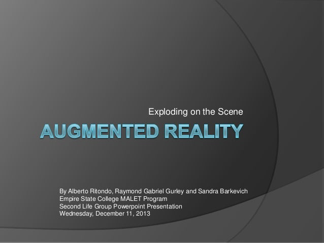 Augumented Reality