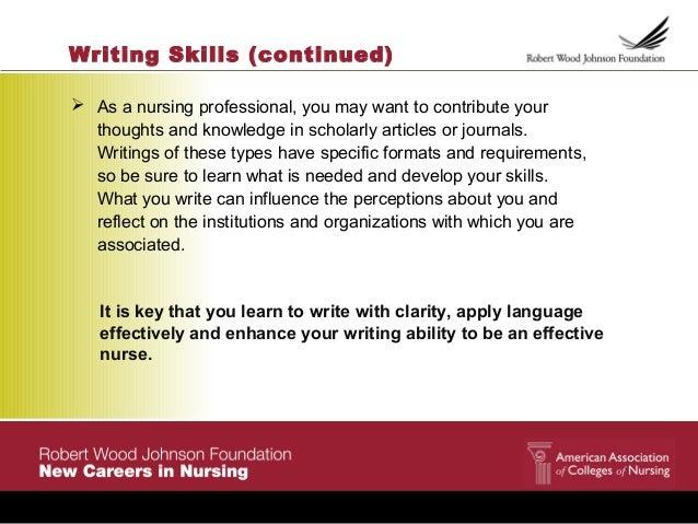 Essay Writing Skill Development