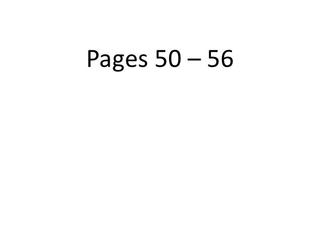 Pages 50 – 56