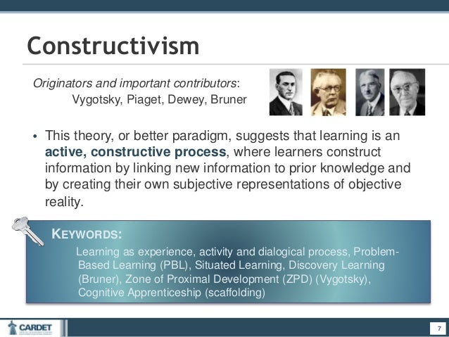piaget and gardner Compare and contrast piaget's and vygotsky's views of cognitive development cognitive development is the growth in our capabilities as learners.