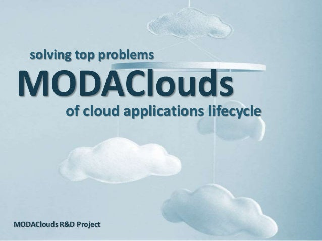 MODAClouds Value