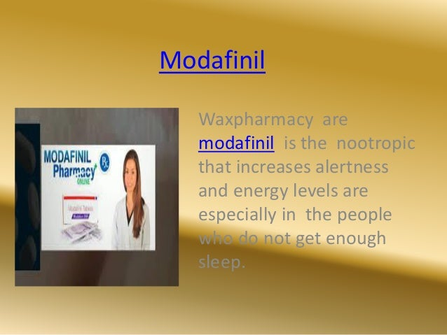modafinil pharmacy