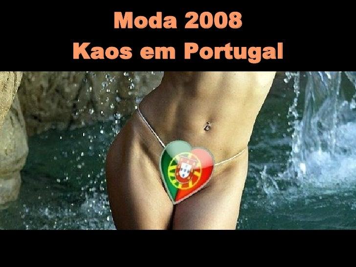 Moda Lisboa 2008