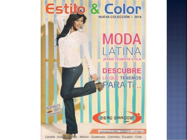 Moda latina