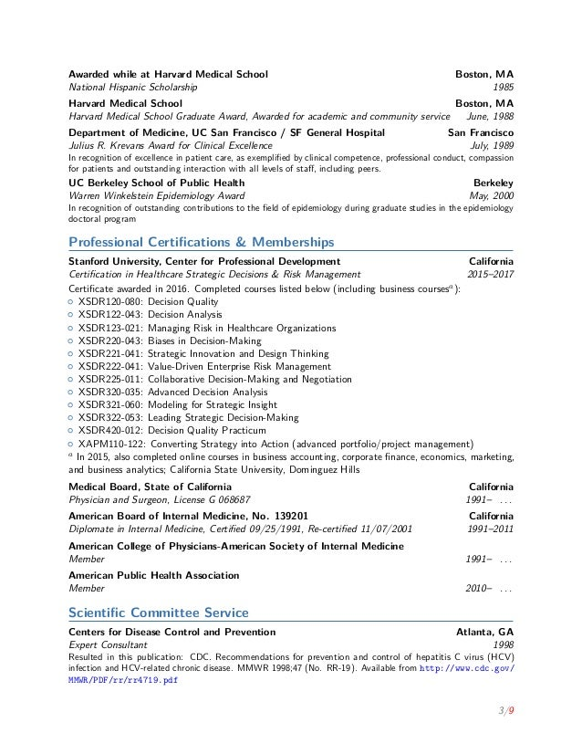 academic cv template latex - mosaic