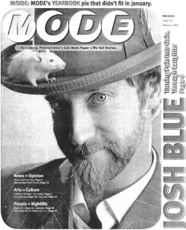Mode Cover Feb09