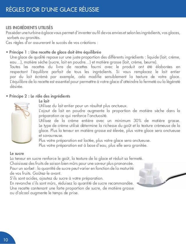 Mode d 39 emploi turbine glace magimix gelato expert - Turbine a glace magimix ...