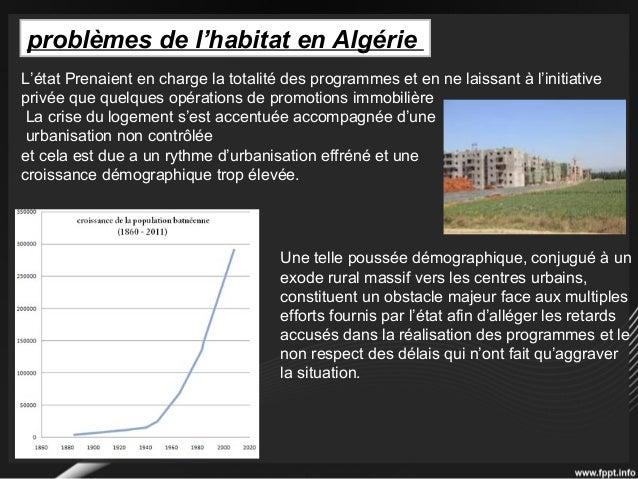 Mode de production en algerie for Habitat rural en algerie pdf