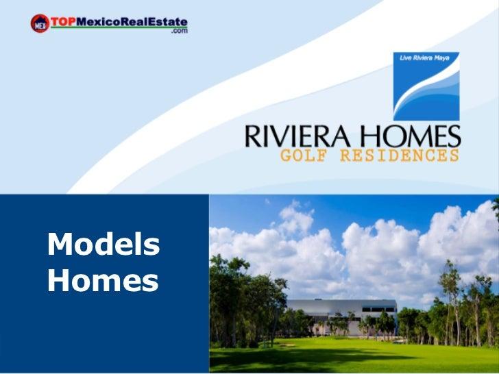 Model homes-slide