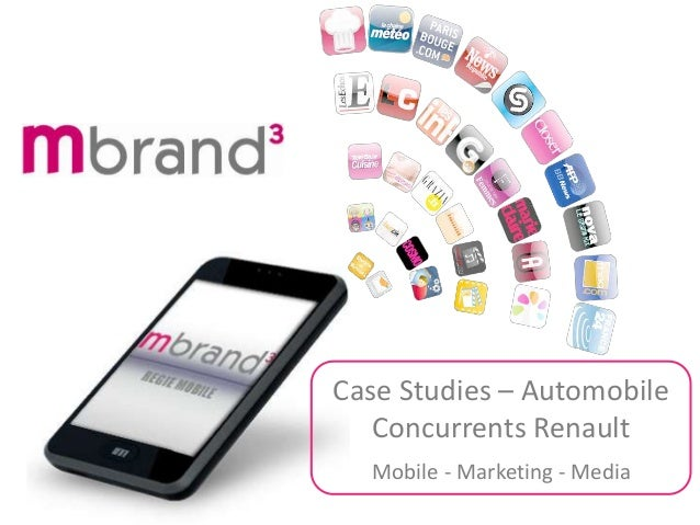 Mbrand3 - Model case - Automobile