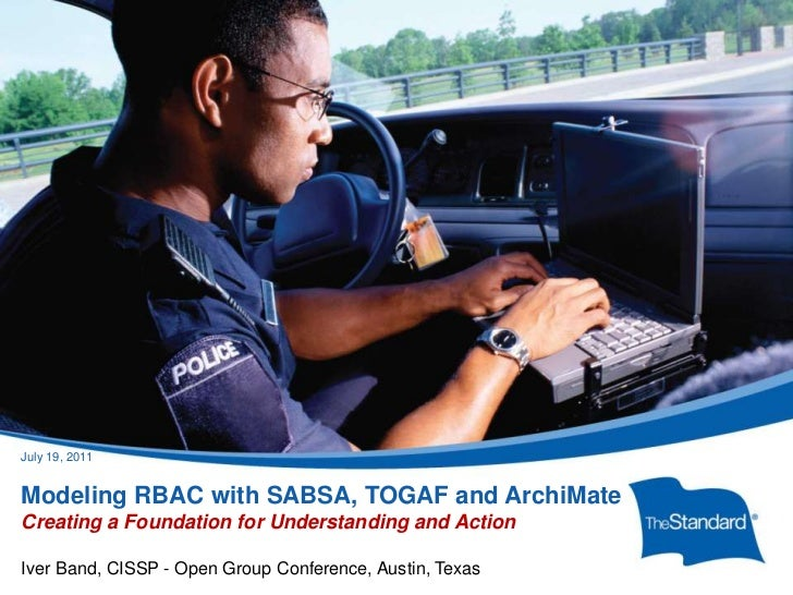 Enterprise Security Modeling and Analysis with TOGAF®, ArchiMate® and SABSA