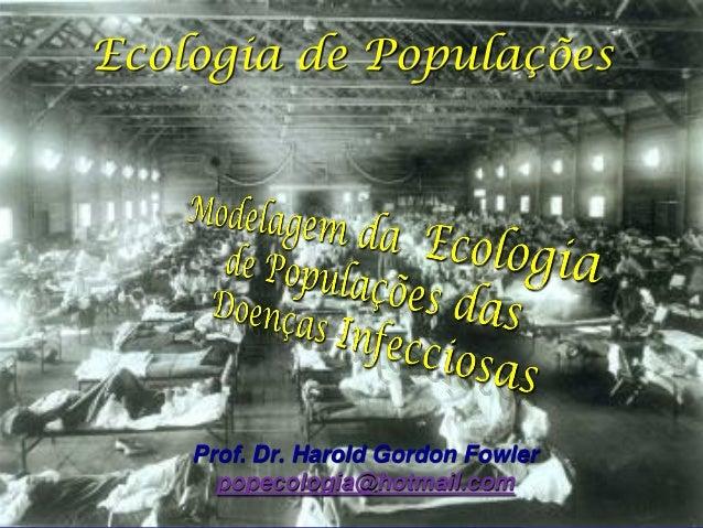 Modelagm de Epidemias