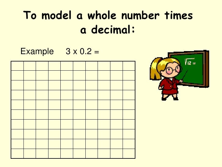 multiplying decimals by whole numbers using area models worksheets decimals worksheets. Black Bedroom Furniture Sets. Home Design Ideas