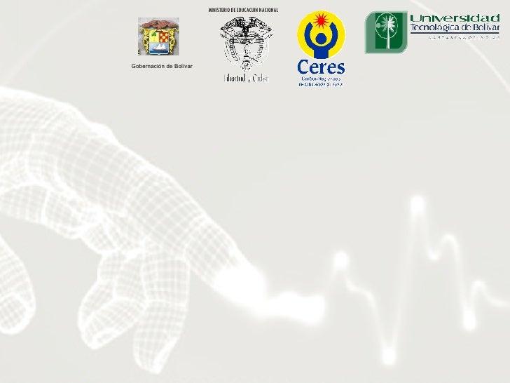 MINISTERIO DE EDUCACUIN NACIONAL Gobernación de Bolívar