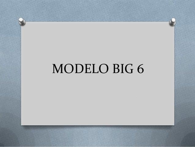 MODELO BIG 6