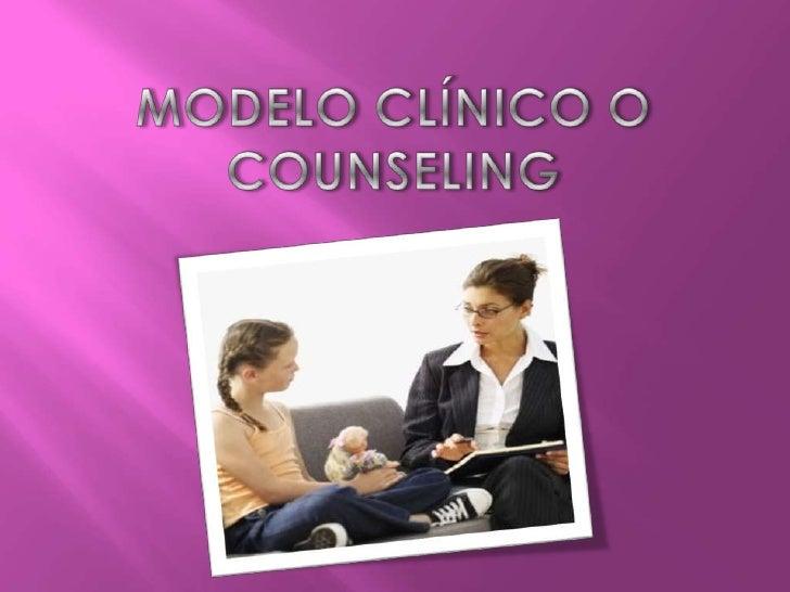 """   Entendemos el Counselling como el proceso de acompañar a una    persona a resolver sus problemas del """"Aquí y Ahora"""", m..."""