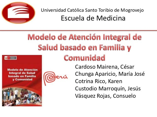 Universidad Católica Santo Toribio de Mogrovejo         Escuela de Medicina               Cardoso Mairena, César          ...