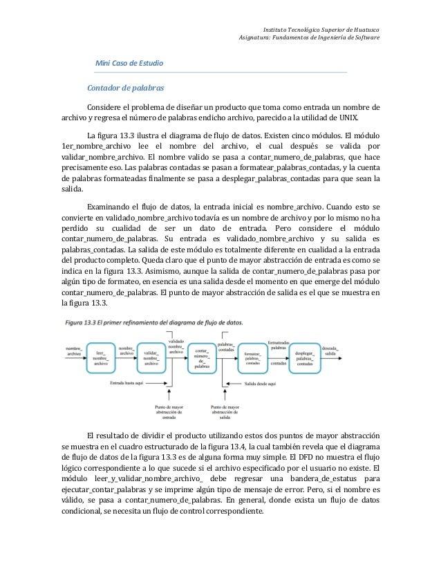 Instituto Tecnológico Superior de Huatusco                                                    Asignatura: Fundamentos de I...