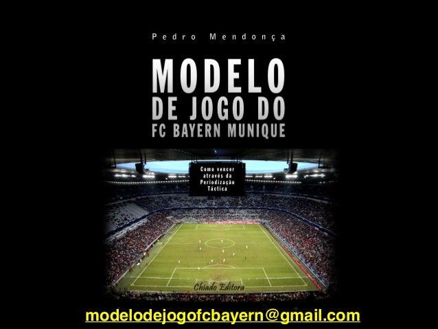 Modelo de Jogo do FC Bayern Munique