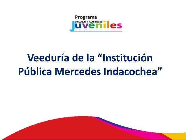 """PROGRAMA """"AUDITORES JUVENILES""""1. Con fecha 30 de marzo 2010, se firma el Convenio de Cooperación   Interinstitucional entr..."""