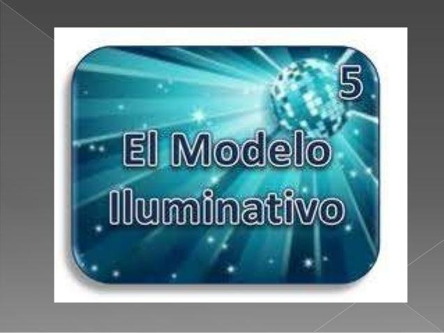 Descripción e                interpretaciónFINALIDAD DEL   contribuir a la   MODELO         toma de ILUMINATIVO     decisi...