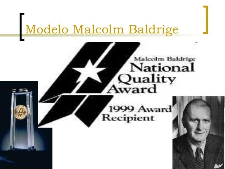 Modelo Malcolm Baldrige