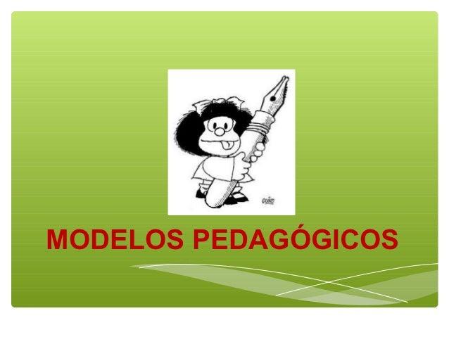 Modelo+pedagógico