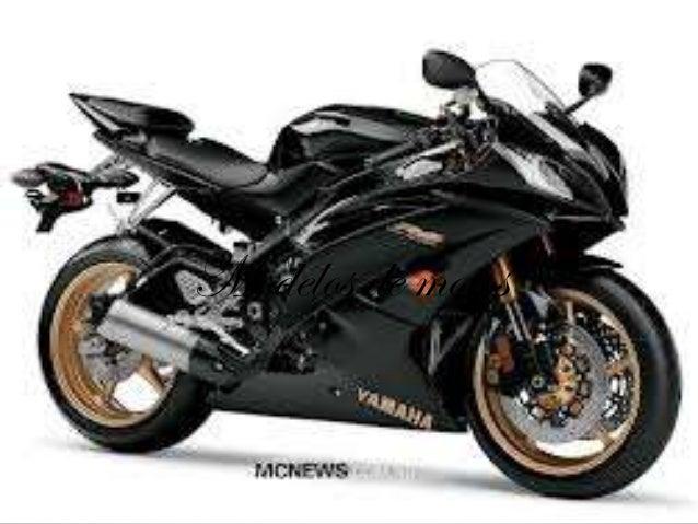 Modelos de motos
