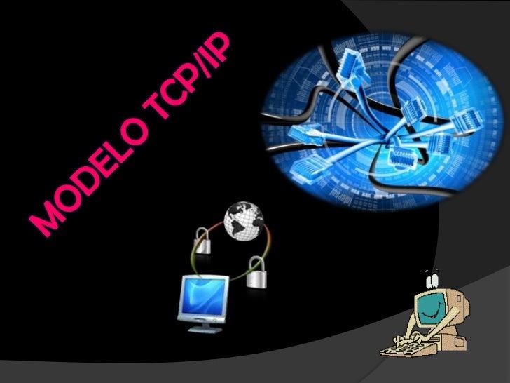 MODELO TCP/IP<br />