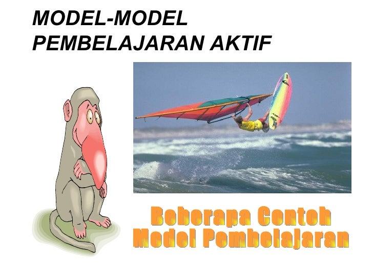 Model pbl aktif