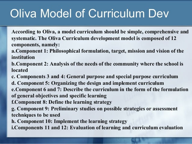 curriculum development research paper 212 issues in curriculum development 5 although earlier stages of the sequence are prerequisite to later stages, they are never entirely displaced by them.