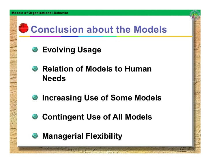 reconcile self actualization with management models Abraham maslow: the needs hierachy assoc prof dr azizi hj yahaya faculty of education a person wants when there is a need for self-actualization in short, the needs for self-actualization are the need for growth, development and utilization of potential, to become.