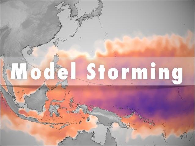 Model Stor ming