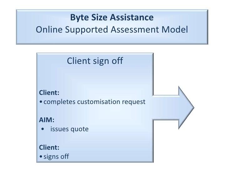 Byte Size Assistance