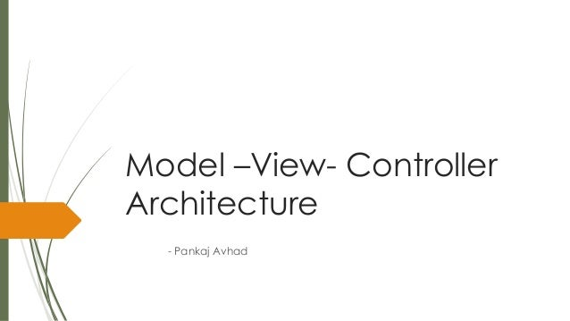 Model View Controller  ext4