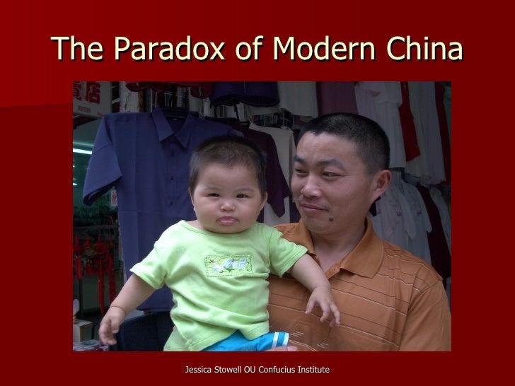 Modern China & Politics
