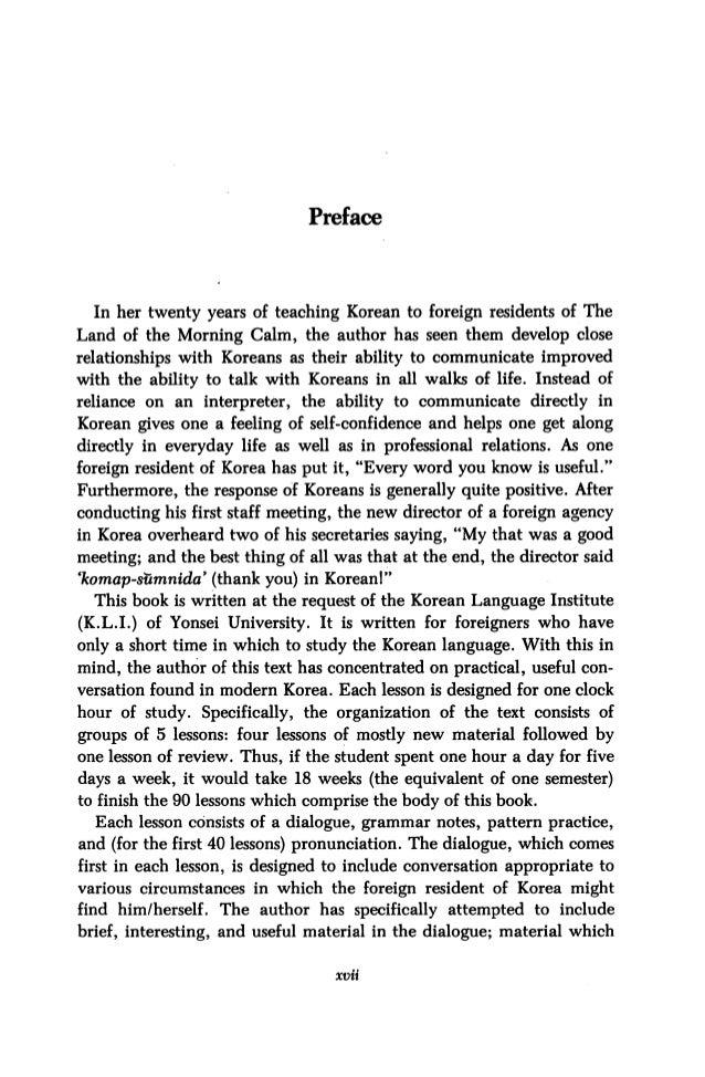 korean language book pdf free