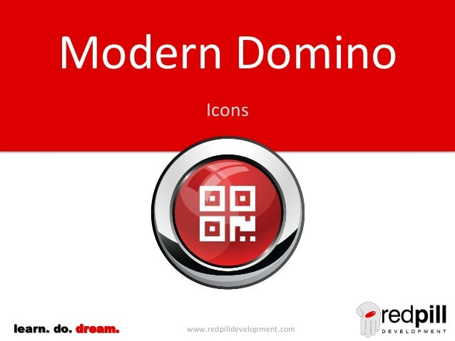 Modern Domino: Icons