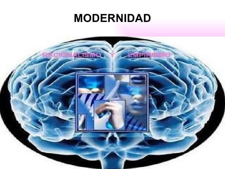 Modernidadppt