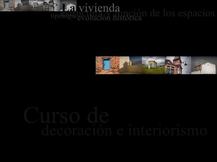 Noviembre de 2008 decoración e interiorismo Curso de