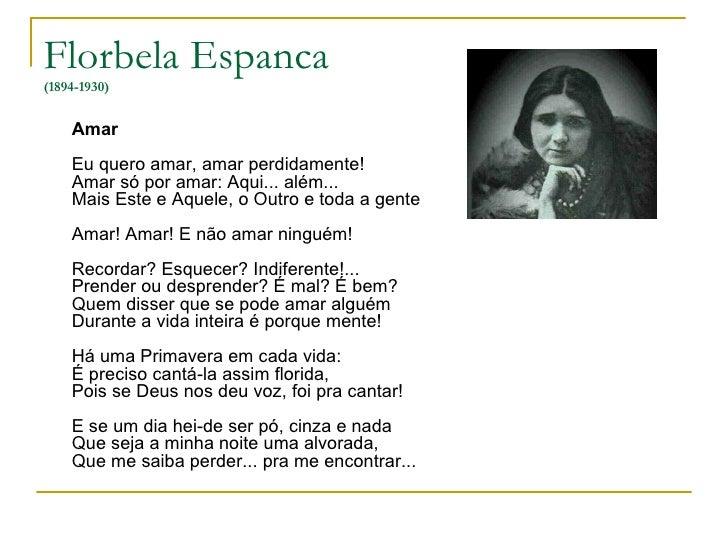 Florbela Espanca modernismo