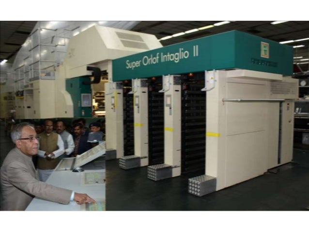 Security Printing and Minting Corporation of India Limited (SPMCIL)