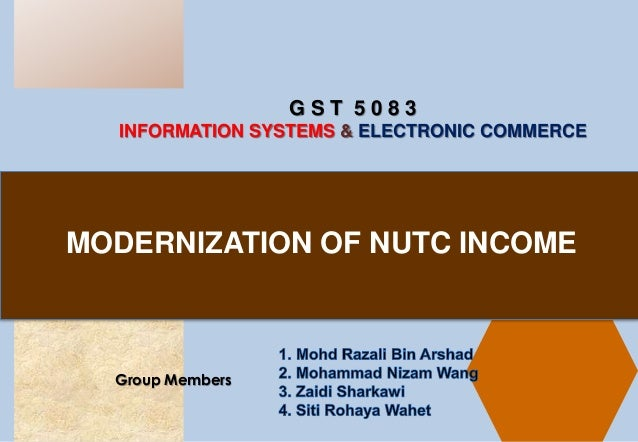 modernization of ntuc income essay Conclusion implementation of new is introducing the eboa life system problems encountered work process what is ntuc income output of the new system difficulties in implementing the new system modernization of ntuc income introduction information system technology cloud computing is using hardware.