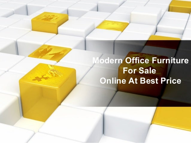 Modern office furniture for sale online at best price for Sales on furniture online