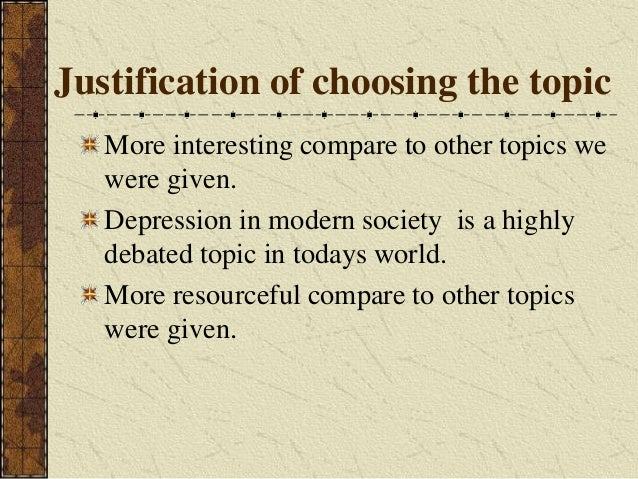 """an overview of the depression and social stigma in the modern society What comes with modern society is a greater focus of the """"an overview of course and outcome """"experience of social stigma by people with schizophrenia in."""