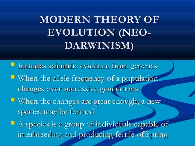 the historical development of the theories of evolution A secondary school revision resource for aqa gcse biology about theories of evolution  you can see a more detailed history of life timeline on bbc nature.