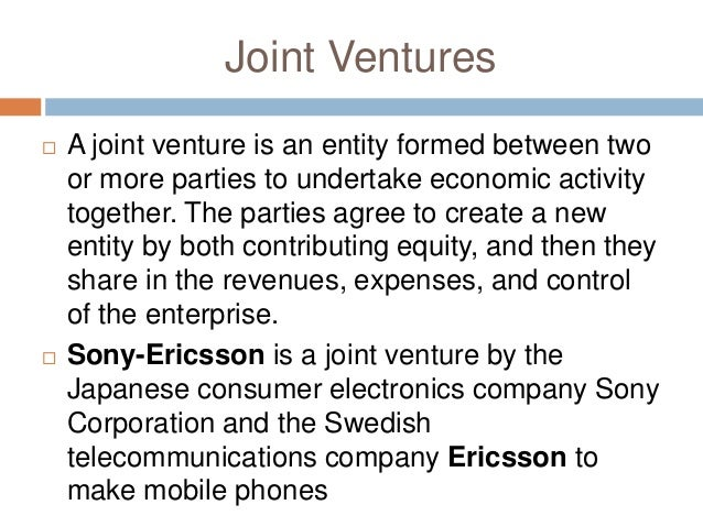 joint venture entry mode The joint venture mode  choice of foreign market entry mode 5 figure 1 a schematic representation of entry choice factors ownership advantages firm size.