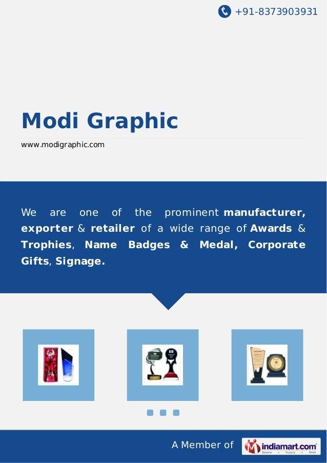 Modi graphic